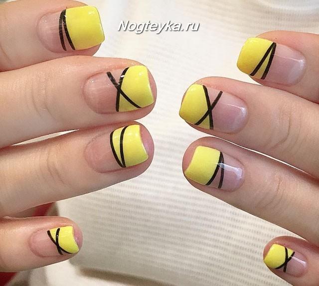 Дизайн ногтей 2019